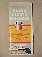 Along the Union Pacific Railroad - Mile Guide - 11/15/51