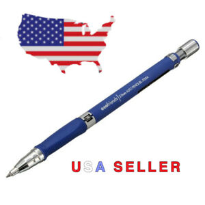 2.0mm Lead Holder Mechanical - Automatic Clutch Pencil Drawing Carpenter Art 2mm