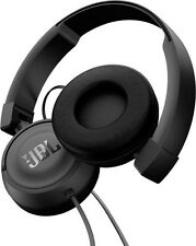 JBL T450 Black on Ear Headphones Jblt450blk