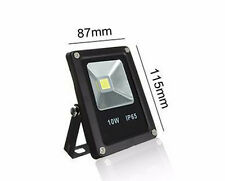10W Led Outdoor Floodlight Waterproof IP65 lamp Home Garden Bulb AC85-265V White