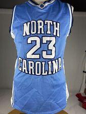 Michael Jordan North Carolina Tar Heels Basketball Jersey Medium.