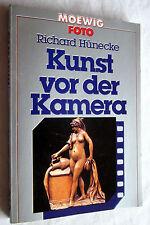 ART AVANT DER CAMÉRA - Richard Huenecke