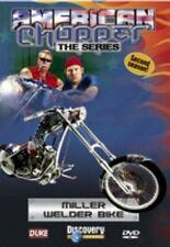 American Chopper Miller Welder Bike New DVD Orange County Choppers