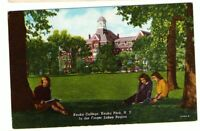 Unused Postcard Keuka College Keuka Park in Finger Lakes New York NY