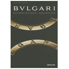 NEW Bvlgari BB Collection by Marion Fasel Hardcover Book (English)