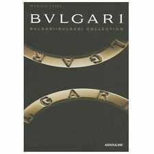 BULGARI COLLECTION - FASEL, MARION - NEW HARDCOVER BOOK