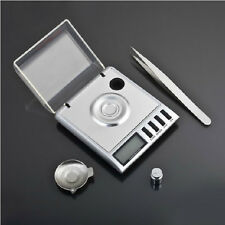 20g x 0.001g 1mg Digital Jewelry Diamond Scale 100 x 0.005ct Precision Weight