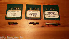 Ball Puller, Fouling scraper and Jag .32 Caliber  by Treso, Muzzleloading USA