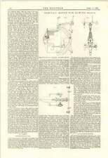1895 Motore elettrico per Remi Nuovo Mayne