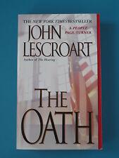 The Oath by John Lescroart (2003, Paperback, Reprint) - NEW