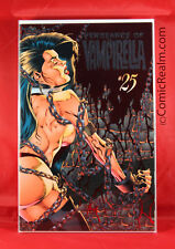 Vengeance Of Vampirella #25 D Platinum Edition LTD 750! Bagged & Boarded NM/M+!