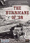 American Experience: THE HURRICANE OF '38 DVD Mint Condition