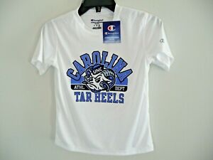 Champion University of North Carolina Tar-heels youth size small YS 6-7 t-shirt