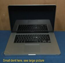 "Apple MacBook Pro A1286 Core i5 2.40GHZ 8GB 320GB 15"" MID 2010 6,2 SIERRA 10.12"