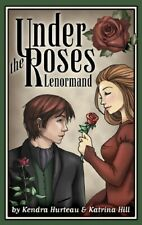 Under the Roses Lenormand NEW 40 cards Instruction booklet K. Hurteau & K. Hill