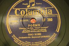 ♪ TINO ROSSI  ♪ Disque 78 tours N° 78-355