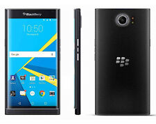 "BLACKBERRY PRIV 3gb 32gb Black 18Mp 5.4"" Hd Screen Android 5.1 4g Lte Smartphone"