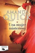 Una Mujer Misteriosa by Amanda Quick (2016, Paperback)