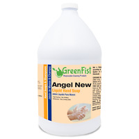 GreenFist Liquid Hand Soap Angel New Hand Wash Refill (1 Gallon)