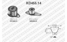 SNR Kit de distribution KD455.14 - Pièces Auto Mister Auto