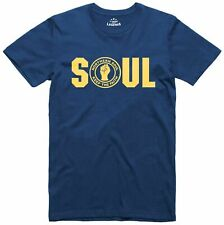 Northern Soul - Soul Logo Music Mens Regular Fit Cotton T-Shirt