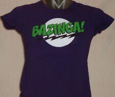 """Big Bang Theory """"BAZINGA"""" - Woman's XL T-shirt"""