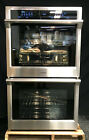 """Samsung NV51K6650DS 30"""" Electric Double Wall Oven with 5.1 cu. ft. Capacity SS photo"""