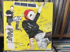 """the ting tings - shut up and let me go - remixes - rare 12"""" yellow vinyl"""