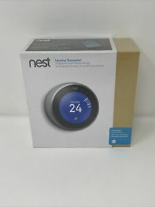 Nest Learning Thermostat, 3rd Generation T3007EF