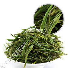 100g Premium Organic Anji An Ji Bai Cha Pian White Slice Chinese GREEN TEA Loose