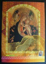 """2007   Italia  Folder  """"Arte Seta e Filatelia  """"   MNh**"""