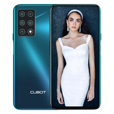 CUBOT X30 Android 10 Cellulari 4G Global 8GB+256GB Octa Core 5G Wifi NFC 4200mAh