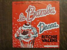 RITCHIE VALENS 45 TOURS HOLLANDE LA BAMBA