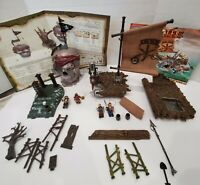 MEGA Bloks Pirates of the Caribbean Bayou Discovery /Pyrates Shark Escape Spares