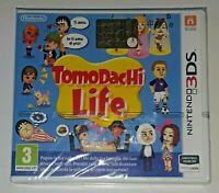 _( TomoDachi Life Nuovo & Sigillato x Console Nintendo New 3DS XL e 2DS )_