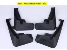 VW TIGUAN MUD FLAP CAR SET MK2 (2015 - 2018) WITH LOGO  YT-TG027