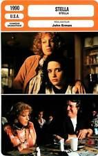 FICHE CINEMA : STELLA - Midler,Goodman,Alvarado,Erman 1990