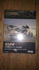 CLYMER PUBLICATIONS STAFF - BMW K1200RS, GT & LT: 1998-2008 ** Brand New **