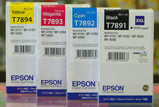 Original Epson Patronen-Set 79XXL WorkForce WF-5110 WF-5190 WF-5620 WF-5690
