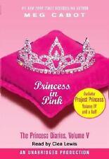 Princess in Pink (The Princess Diaries, Vol. 5), Cabot, Meg, Good Book