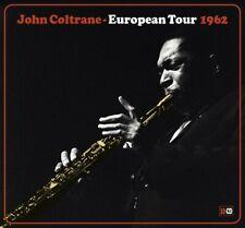 John Coltrane - European Tour 1962 Brand New and Sealed Complete Music Audio CD
