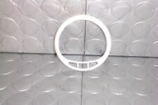 MERCURY SMARTCRAFT 85MM WHITE BEZEL FOR SC1000& MERCMONITOR SYSTEMS #859074 2