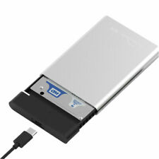 "USB3.0 500GB External Hard Drive Portable Enclosure Box for 2.5"" HDD S6 External"