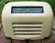 More details for 1950s kb fb10 toaster midget valve radio