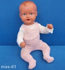 CELLBA PUPPE BABY 30 CM CELLULOID 50ER JAHRE CELBA DOLL NIXE POUPEE