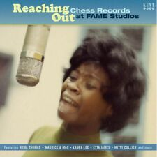 """REACHING OUT """"CHESS RECORDS AT FAME STUDIOS 1967-69 SOUTHERN SOUL SESSIONS"""" CD"""