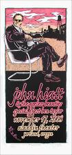 John Hiatt Ageless Beauties Original Signed Silkscreen Poster Gary Houston