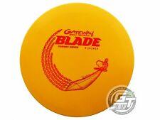 Used Gateway Diamond Blade 175g Yellow Red Foil Midrange Golf Disc