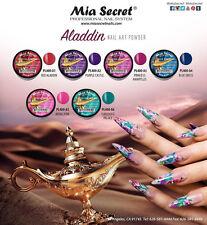 6pcs Mia Secret Professional Nail System Aladdin Colloction Authorized Seller