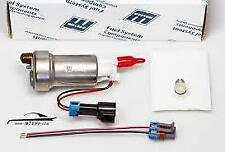 Genuine WALBRO 460LPH E85 In-Tank Fuel Pump + FITTING KIT FOR FORD FALCON XR6 T